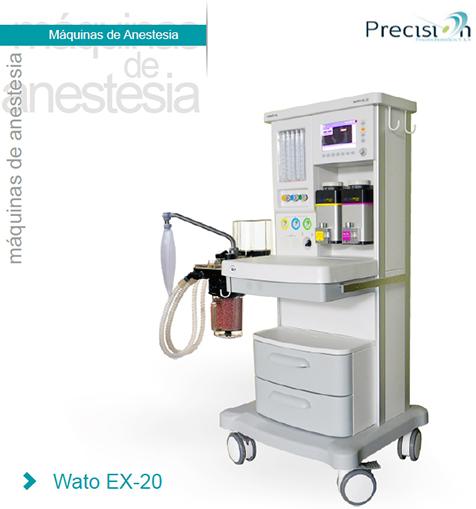 Máquina de anestesia MINDRAY WATO EX20