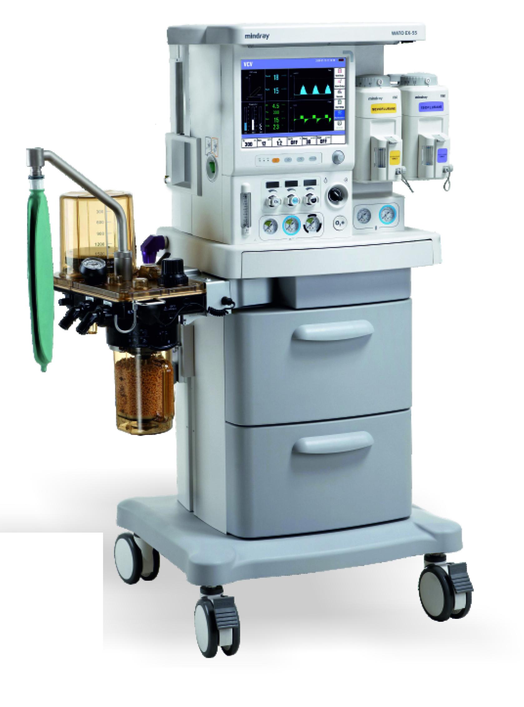 Máquina de anestesia MINDRAY WATO EX55