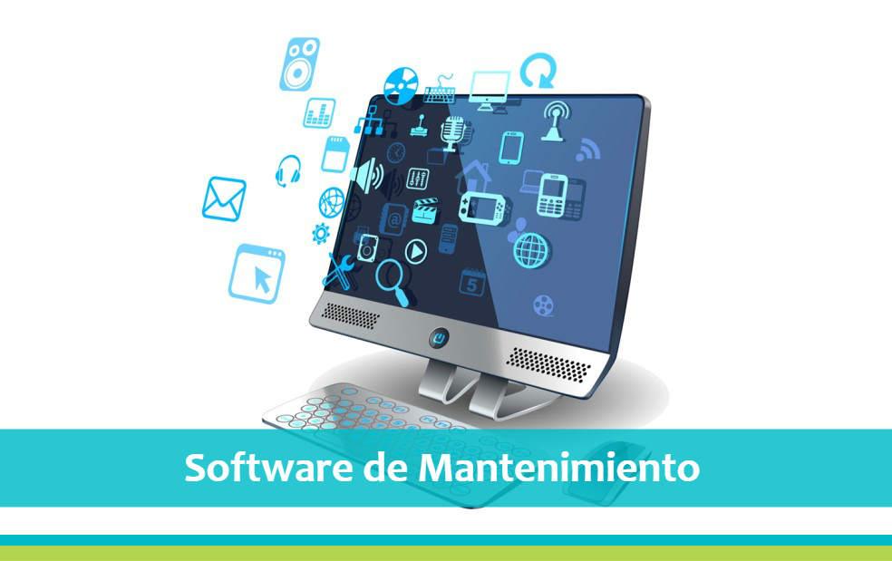 software de mantenimiento -