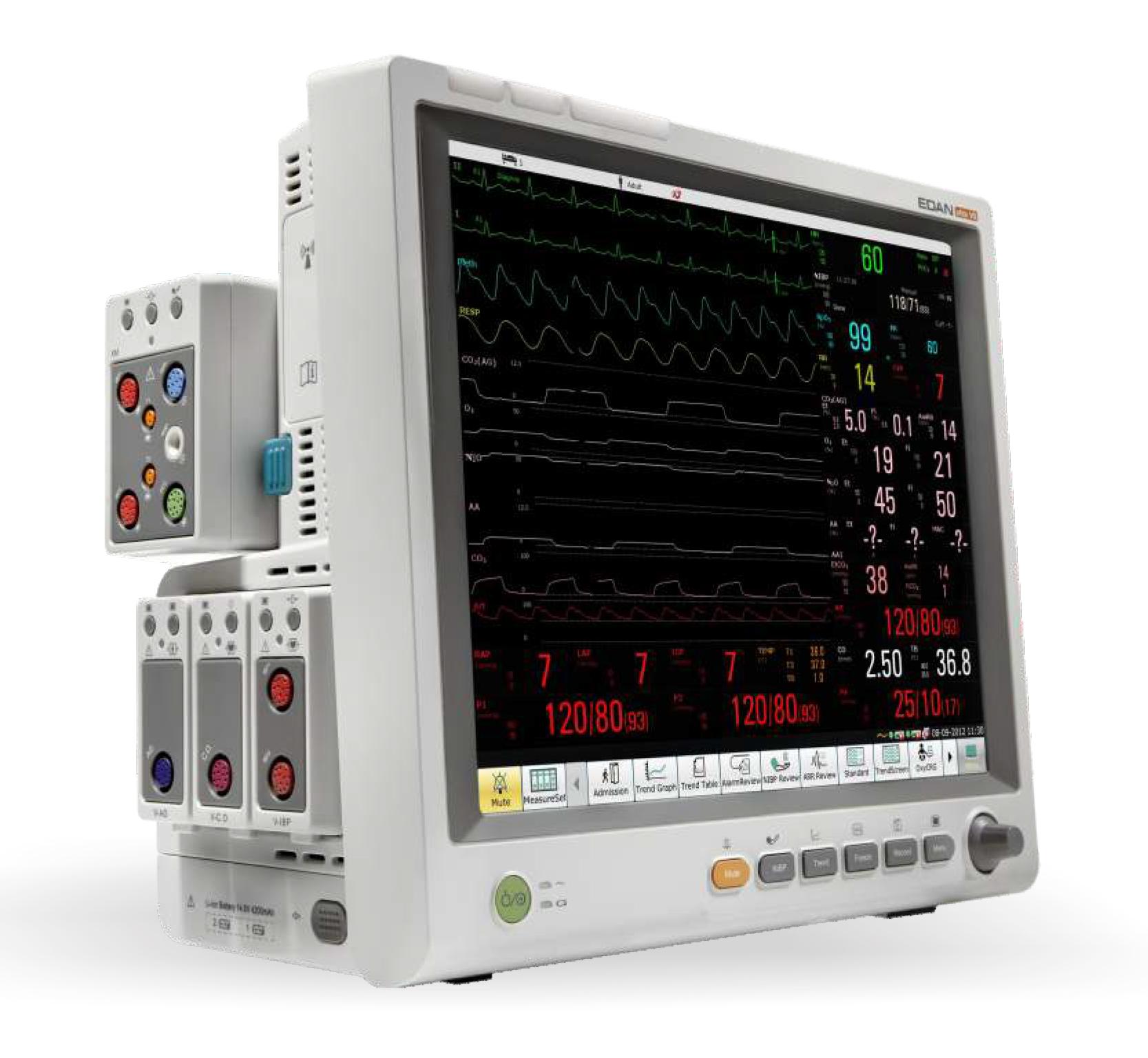 Monitor Multiparametros EDAN - V8x