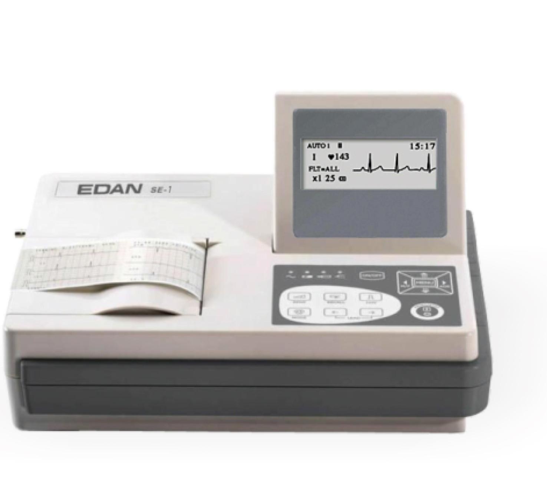 Electrocardiografo EDAN SE-1