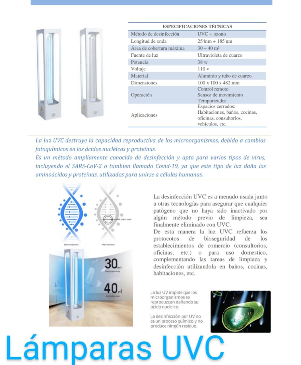 luz-germicida-uvc-ozono-catalogo-precision-ingenieria-medellin